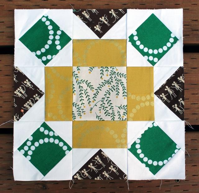 Rolling Square block 2