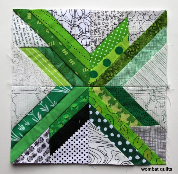 8 Inch Quilt Blocks Free Patterns : star quilt block WOMBAT QUILTS Page 2