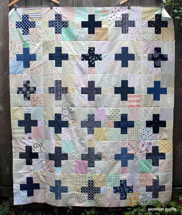 Do Good Stitches Cross quilt