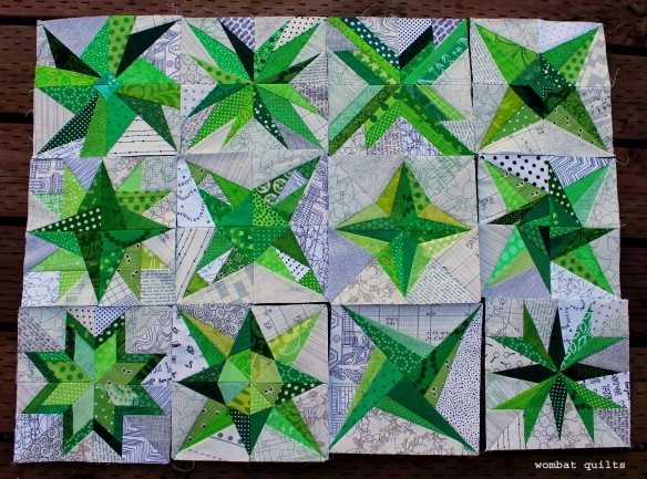 a collection of stars