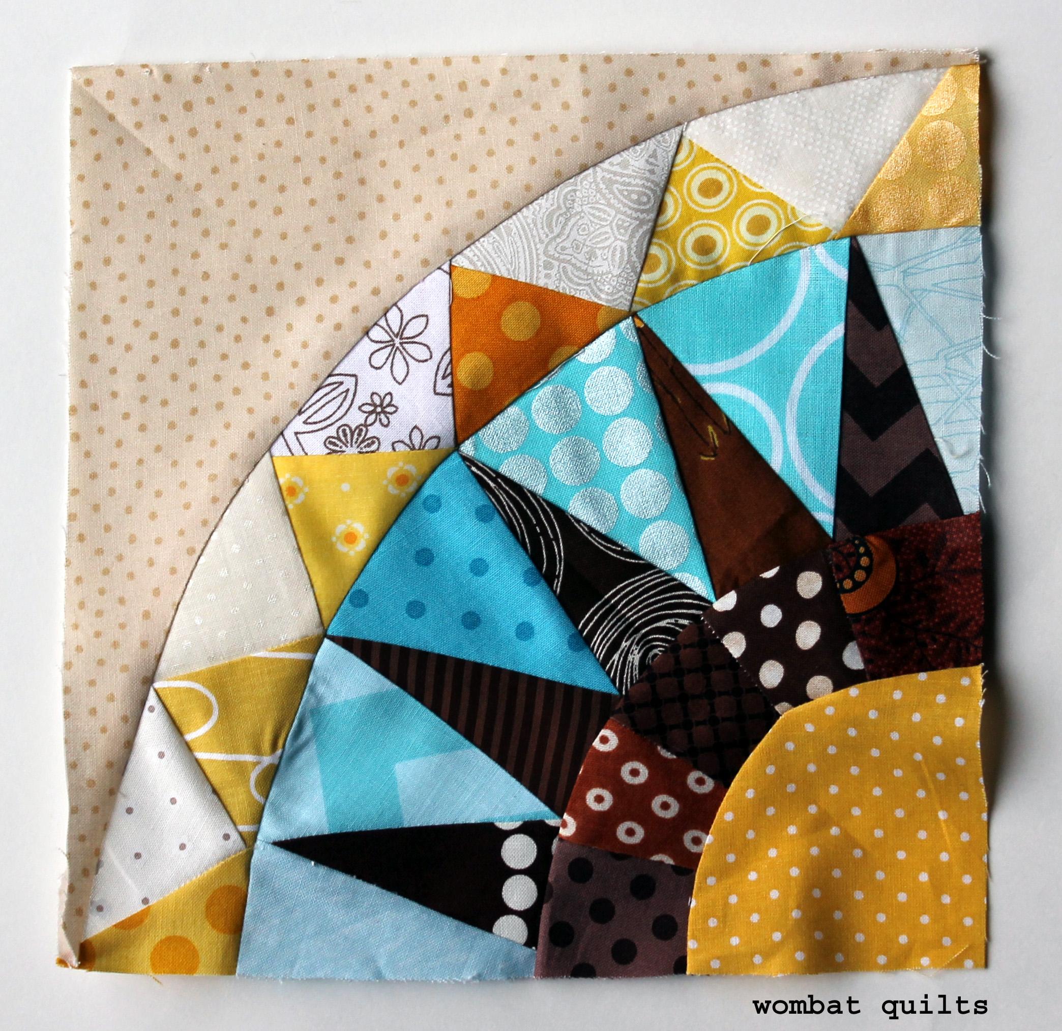 New York Beauty block | WOMBAT QUILTS : new york beauty quilt block patterns - Adamdwight.com