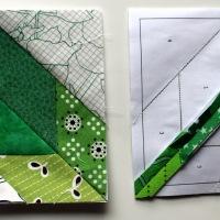 Paper piecing star overload