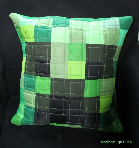 creeper pillow