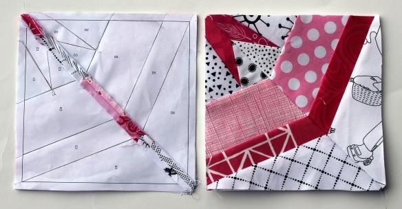 quilt block parts