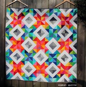 x stitch sparke quilt