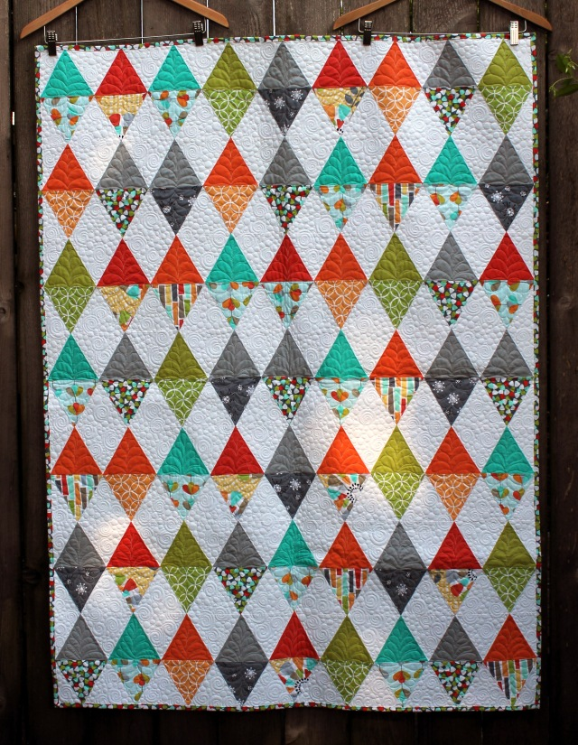 Kazumi's quilt
