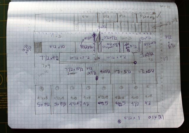 quilt maths