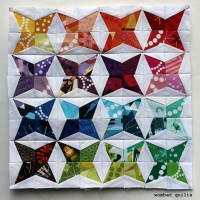 Mini Kaleidoscope Quilt