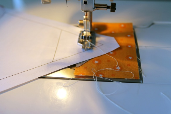 sewing pieces