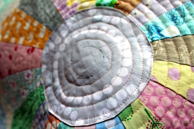 circular quilting issues