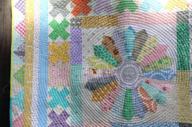 Medallion detail 2