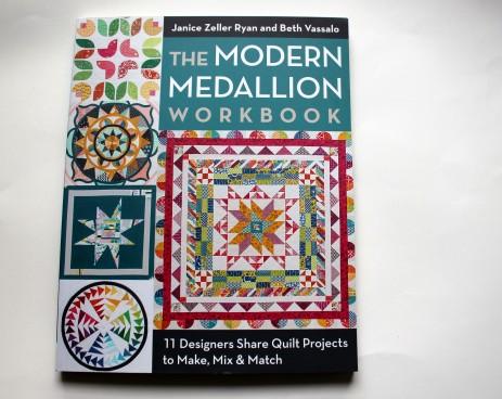 Modern Medallion book