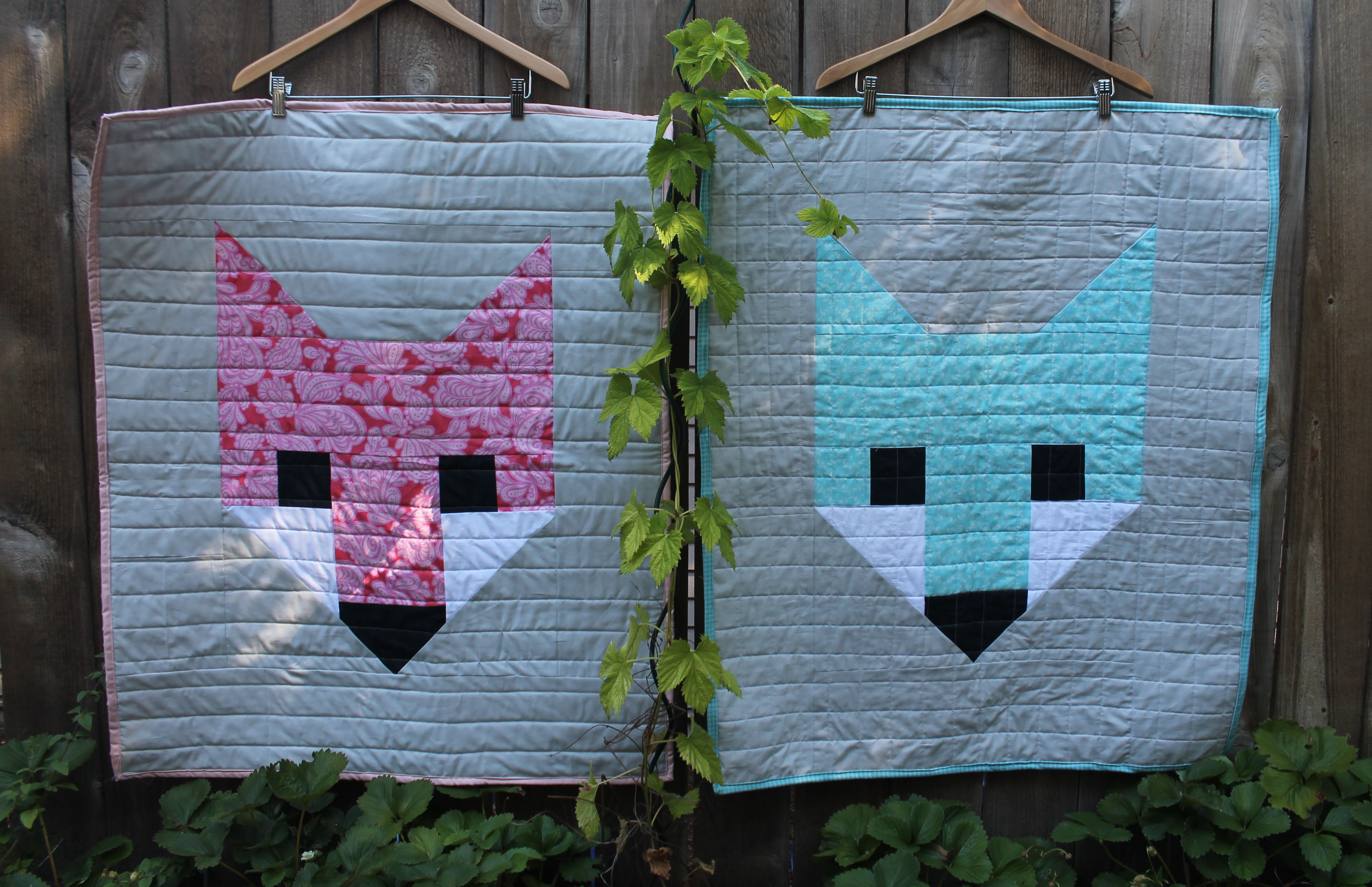 easy quilt patterns for kids - photo #30