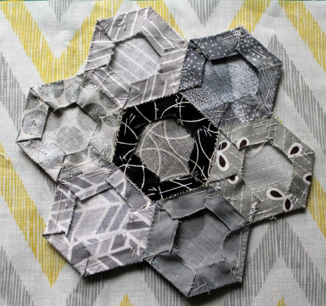 paper less hexagon