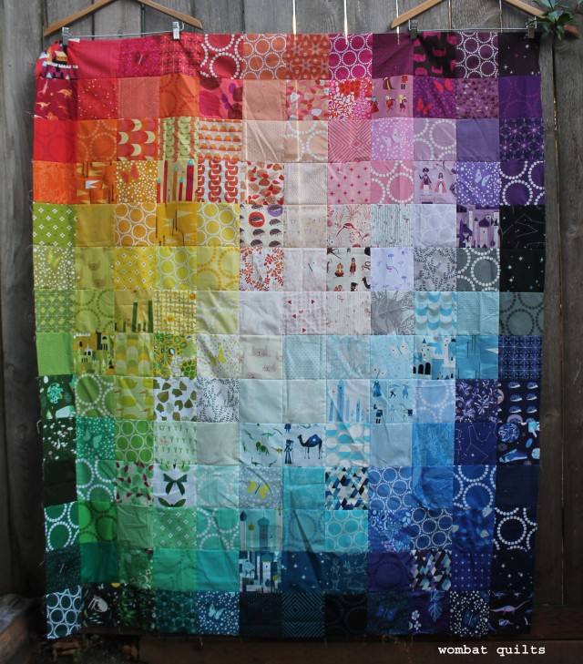 Lizzy House simple patchwork