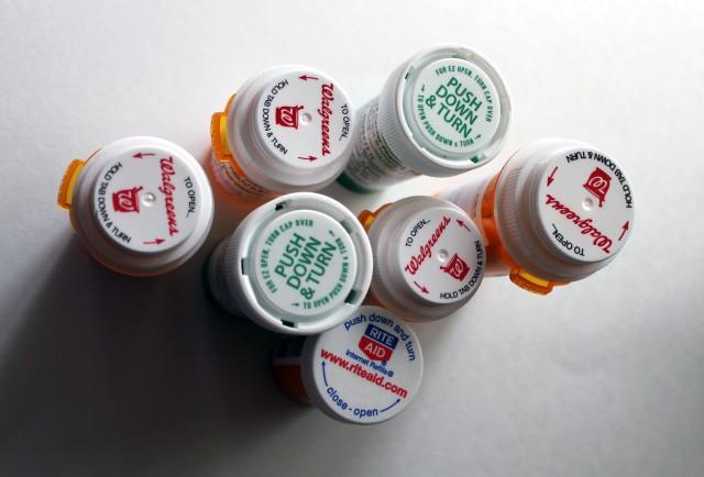 ah the pills