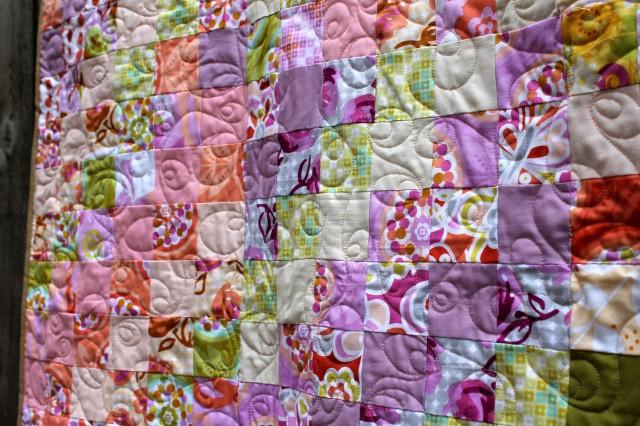 weekender quilt detail 2