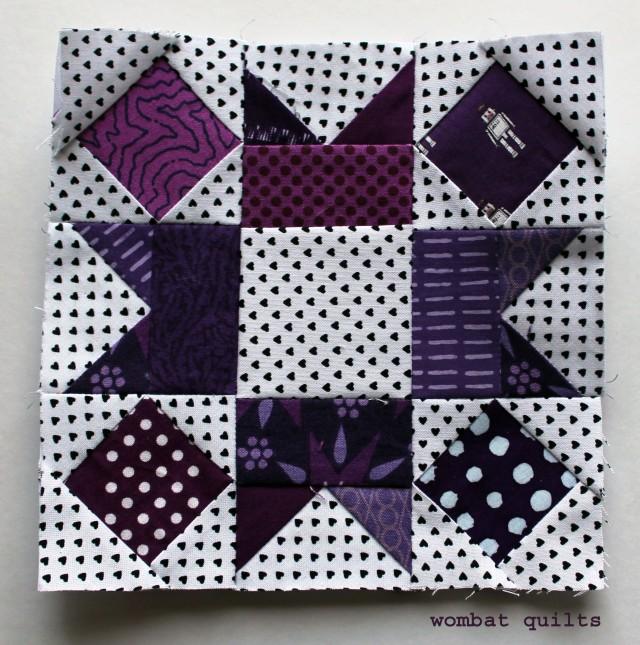 rolling square block