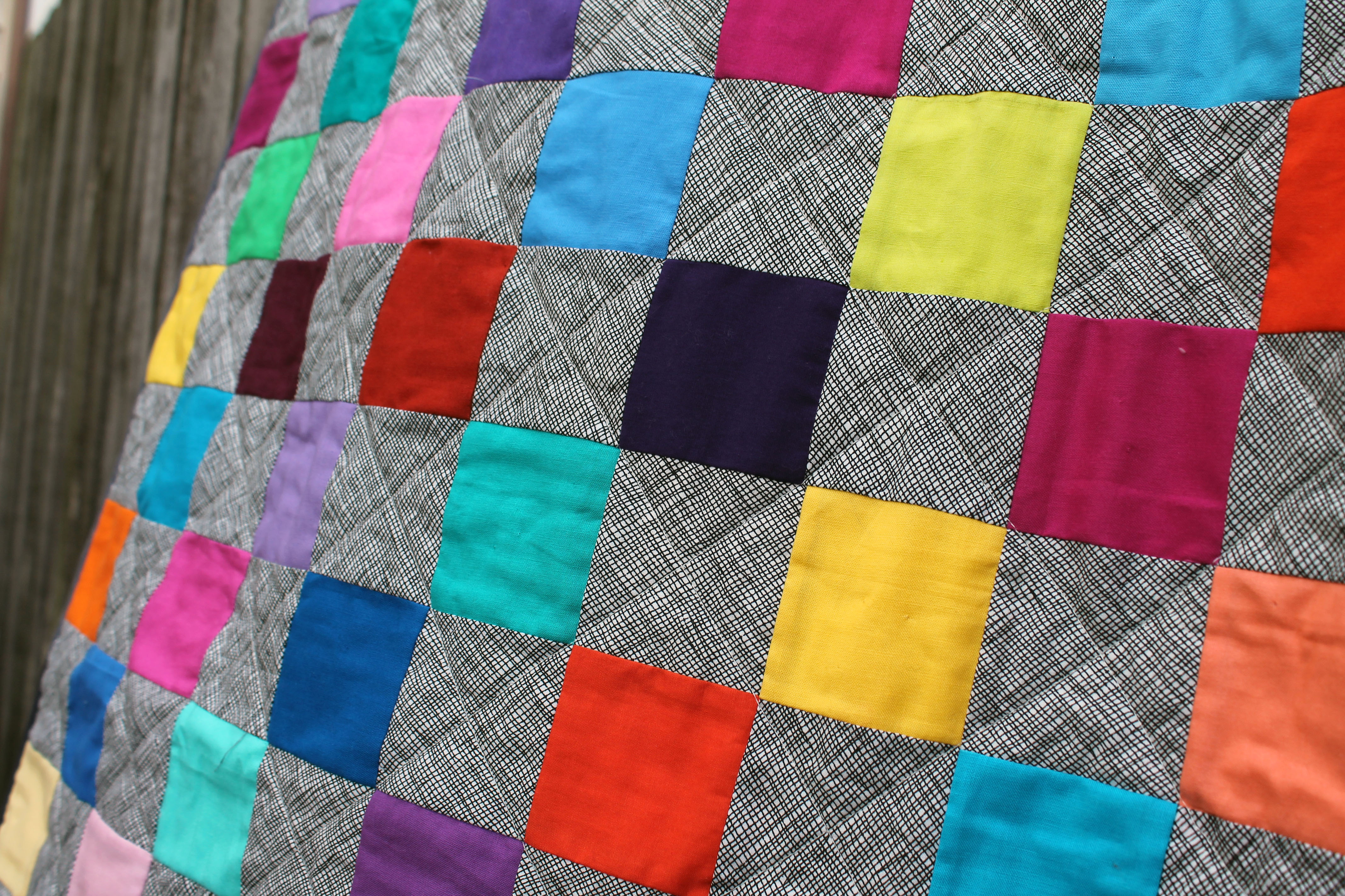 quilting details