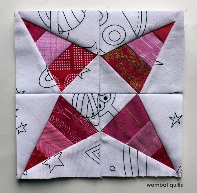 priscillian quilt block