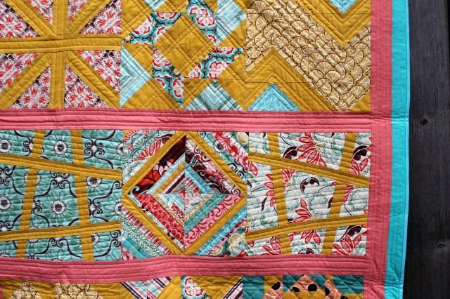 orphan block quilt detail