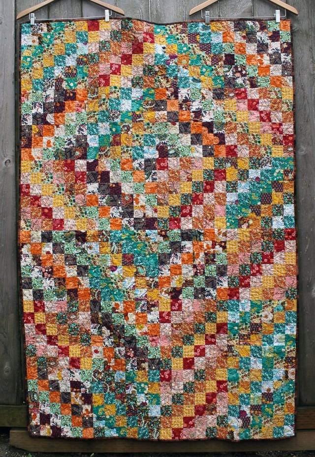 trip around quilt