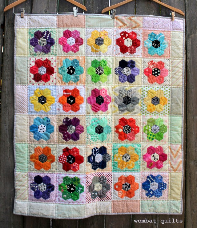 english paper piecing quilts