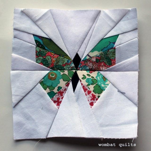 butterfly block 2