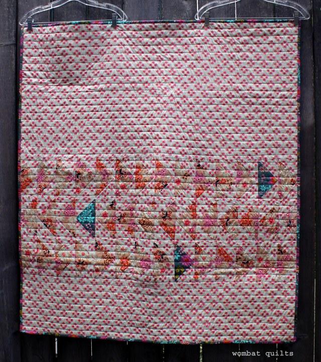C&S lawn quilt