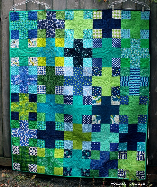 green-cross-quilts