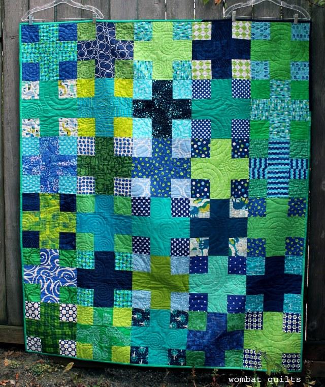 green-cross-quilts