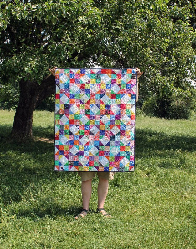 lizzy house hst quilt
