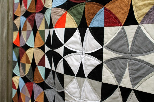 andreas quilt detail