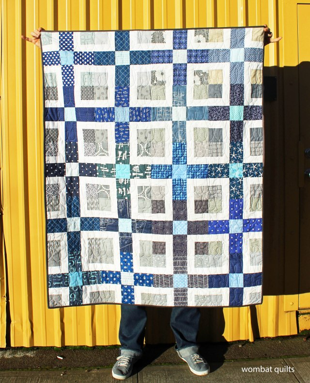 dgs cross quilt