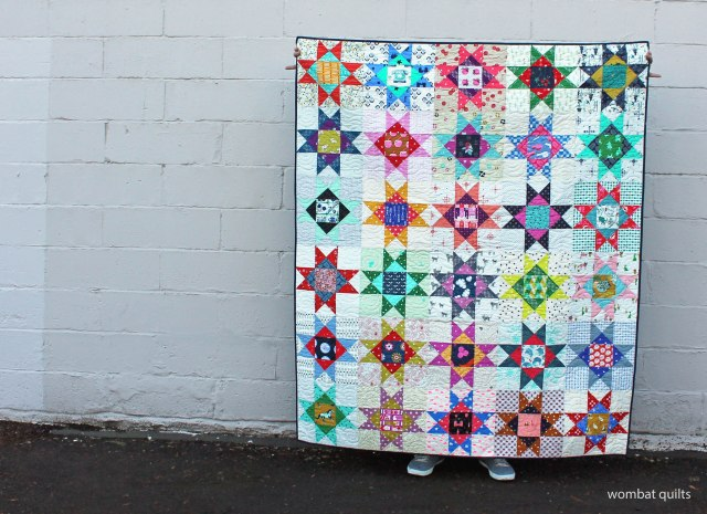 C&S Ohio star quilt