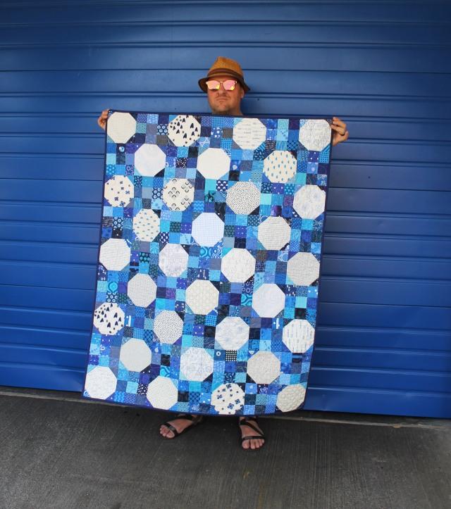 quilt holder